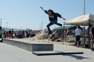 May Two Four 2012 - Collingwood Skatepark