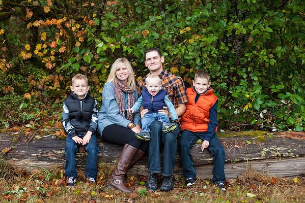 Mollett Family