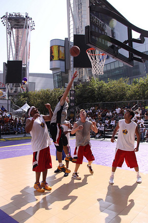 Lakers 3ON3