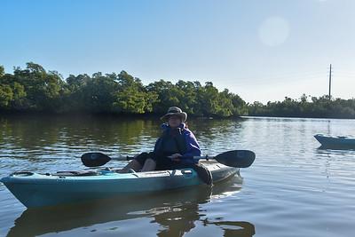 9AM Mangrove Tunnel Kayak Tour - Reese, Ganser & Robertson