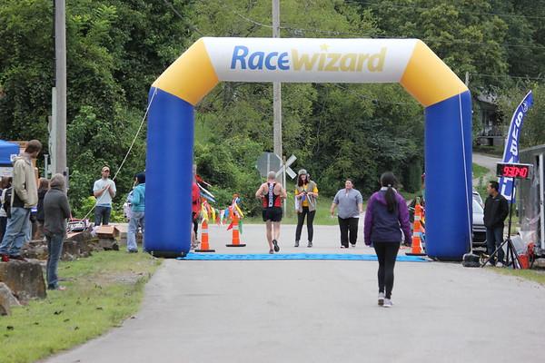 Winslow Half Marathon 2014