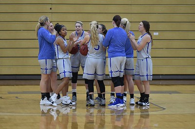Bethel College Women's Basketball - 2017 vs Aquinas College