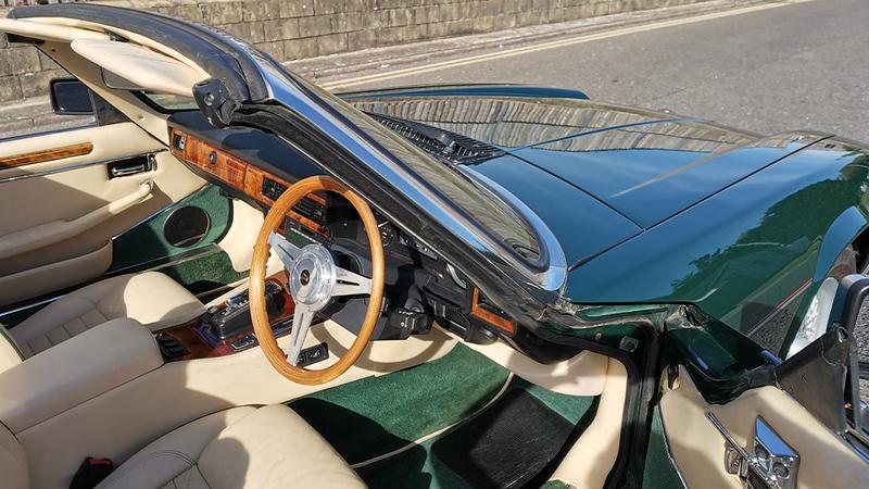 KWE XJS V12 Convertible BRG For Sale 31.jpg