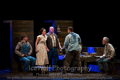 """Of Mice and Men"" Invited Dress Photos"