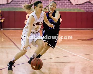 Girls Basketball - Varsity: Tuscarora vs Broad Run 2.6.2015 (by Bill Corso)