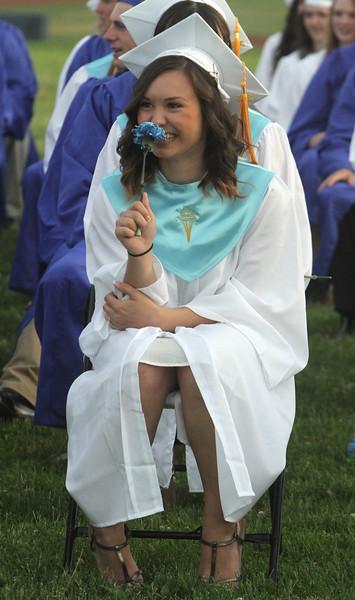 Dracut High graduation 060515