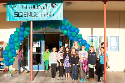 2013 Almond Science Fair