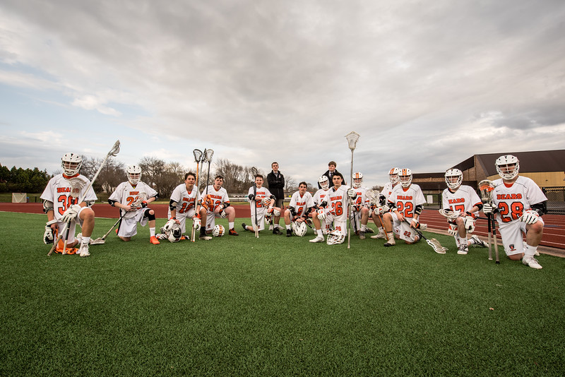 2018 JV Lacrosse -V- Cretin