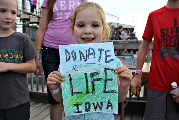 2015 Iowa Donor Network Night