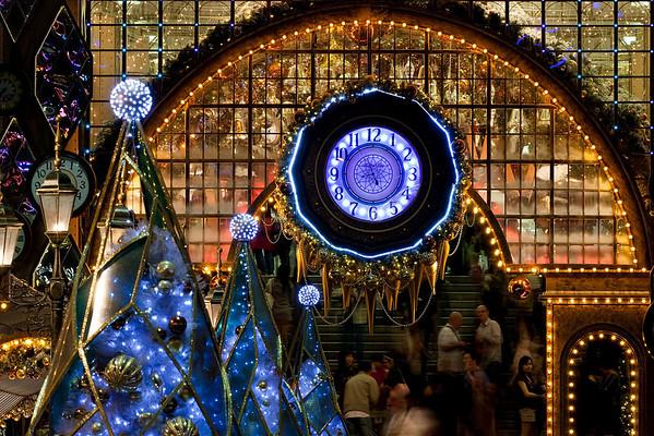 Christmas in HK - 2008