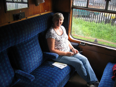 2008.09.16 Severn Valley Rail Trip