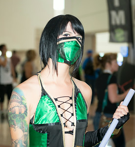 ComiCon Tampa Aug 2014