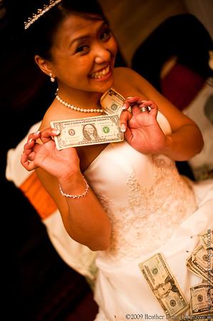 Ursua Reception - Money Dance