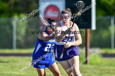 4.16 PRHS Women's Lacrosse vs. Parkwood