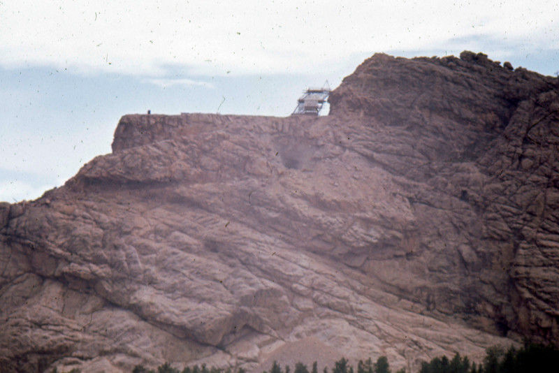 1969-08 - Crazy Horse Monument SD