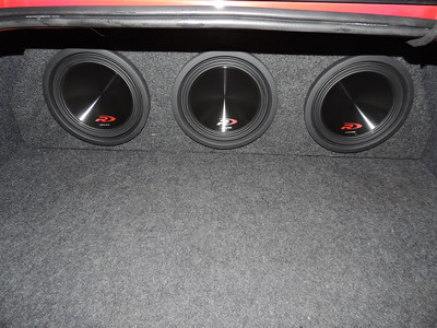 Chevrolet Speaker Installations