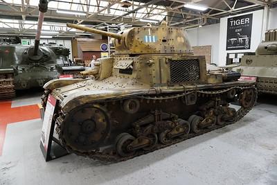 Carro Armato M14/41