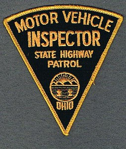 Ohio SHP Vehicle Inspector