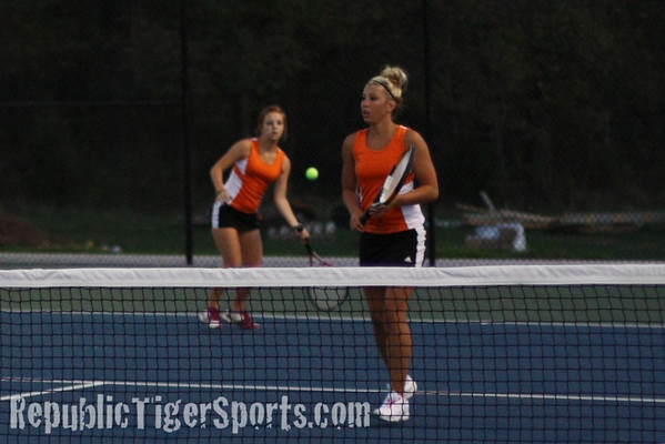 Tennis vs Forsyth (District Finals)