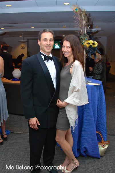 Steve and Christina Fox