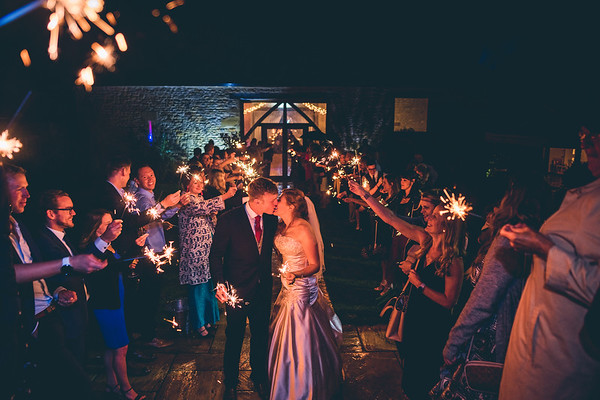 Jenna & Max - The Barn at Upcote Wedding Photography