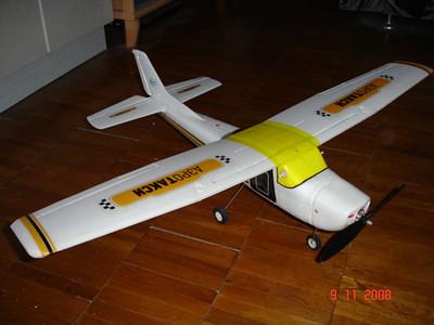 2008-11-09 !НАЧАЛО! Подлёты в Братеево