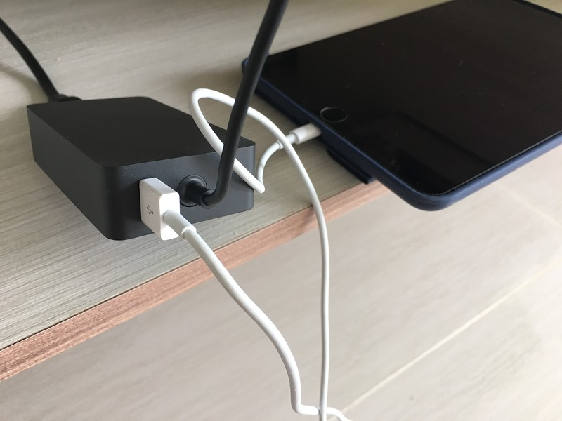 Surface Pro 4 Charger with USB charging