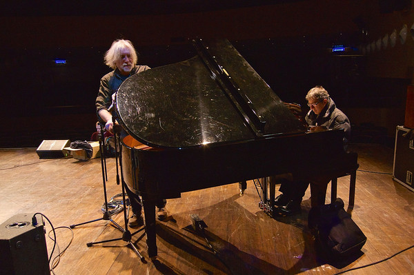 Voci di corridoio - Accademia di Musica di Pinerolo, Teatro Sociale, 4 febbraio 2014