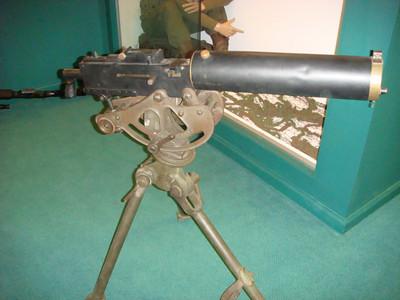 Dewatt 1917A1 Machine gun