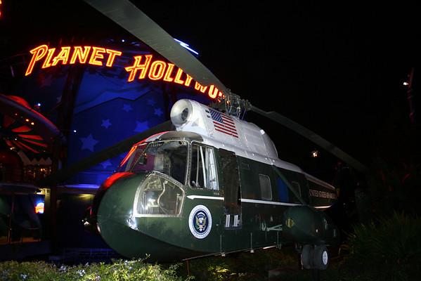Downtown Disney at Night - Orlando