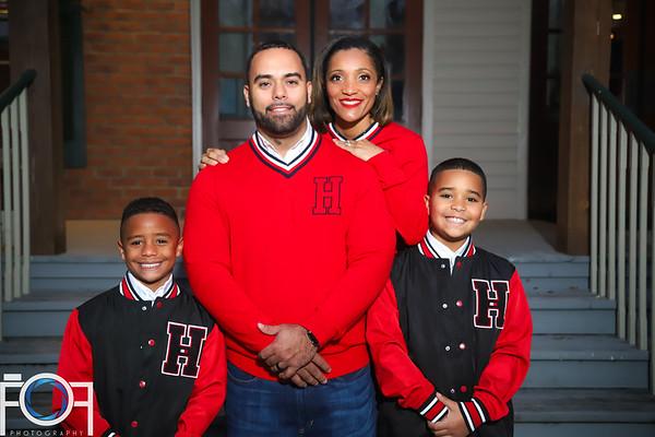 The Howard's Family 2019