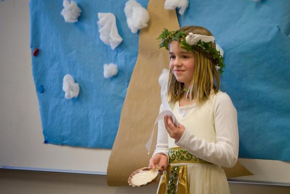 2010 4th Grade English Reach