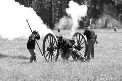 Graeagle Civil War Reenactment
