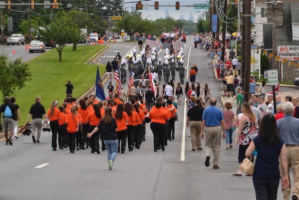 Memorial Day Parade 30May 2016