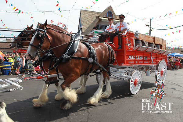 2017 Feast Sunday Parade