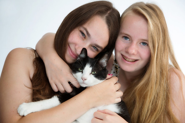 Wendy, Tash and Catherine
