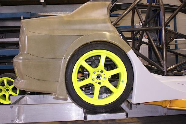 nemo evo aero rear build