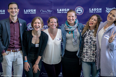 UDC Laugh for a Cause   Step & Repeat 2019