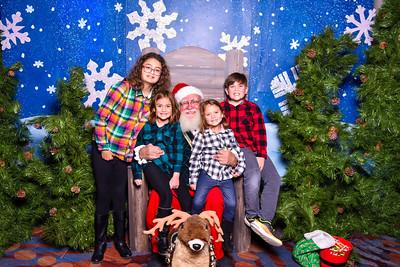Kiewit Santa