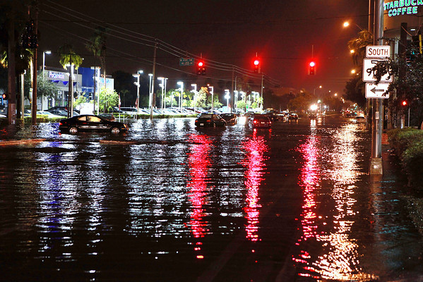 December 18, 2009 North Miami Flood