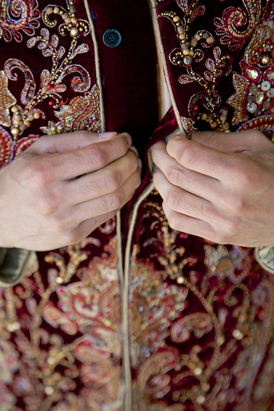Le Cape Weddings - Indian Wedding - Day 4 - Megan and Karthik Groom Getting Ready 6.jpg