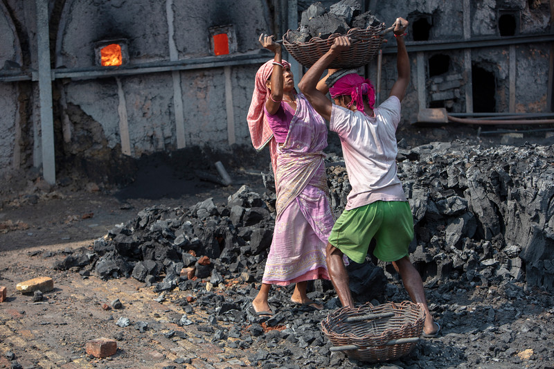 CLIMATE CHANGE: CAUSE - BURNING OF COAL