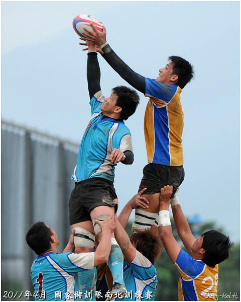 國家儲訓隊南北練習賽-第二場(National Team Practice Match-Game2)