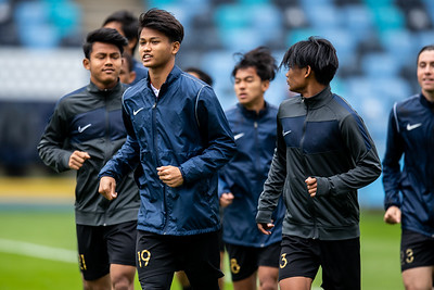 110520201 Manchester City Youth vs Garuda Select XI