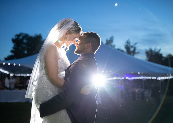 Caitlyn + Joey, Big Tent Wedding Middletown NY