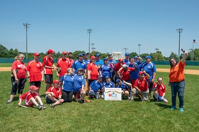 K.I.D.S. vs. THD and ACS Baseball June 2019