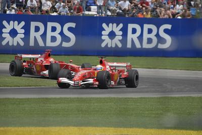 F1 - US Grand Prix 2006
