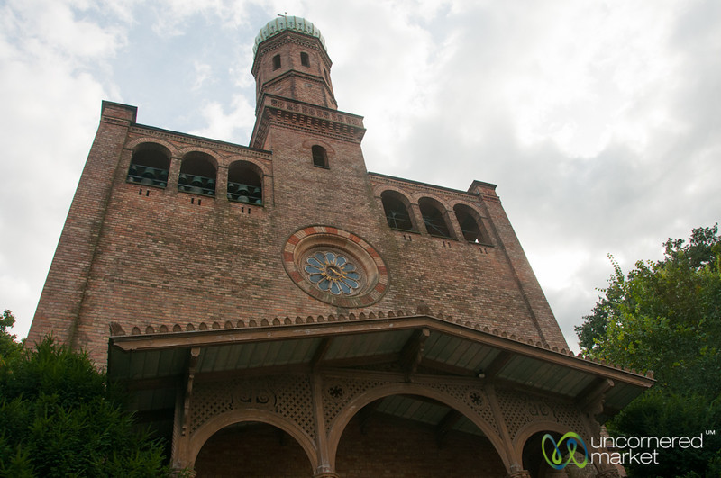 St. Peter and Paul Church in Volkspark Glienecke - Potsdam, Germany