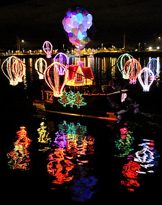 Christmas Boat Parade 2009