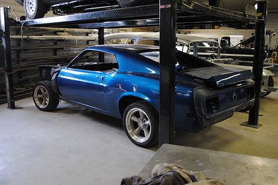 '70 Mustang Fastback